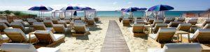 Auto huren Ibiza strand